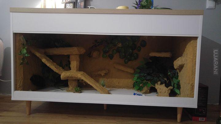 Legowisko smoka :)