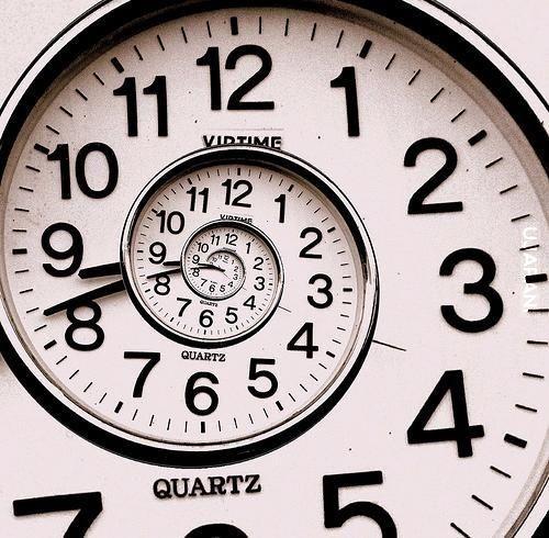 czas nie jest liniowy