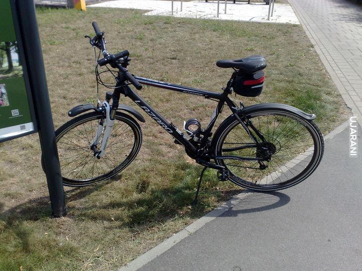 Rowerem przez Nysę