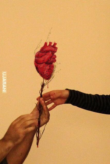 Oddaję Ci me serce