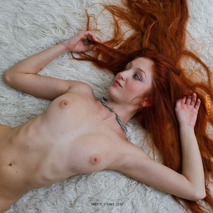 Red heads with big tits
