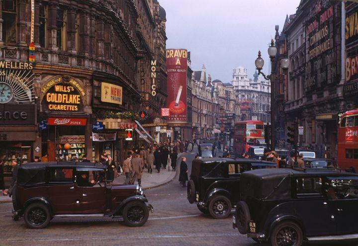 Londyn, 1949