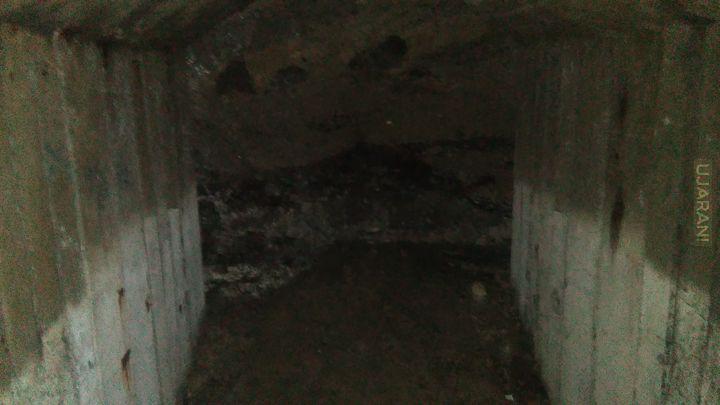 Podziemny Szczecin- Wały Chrobrego