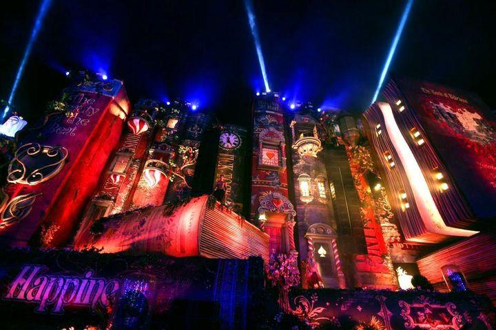 Tomorrowland <3
