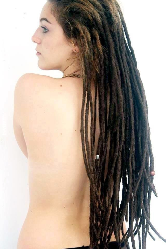 dreads woman