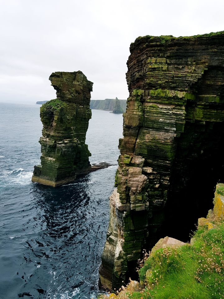 Duncansby Head and John o'Groats - Szkocja