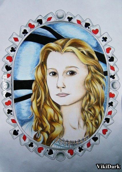 Alicja, Alicja w Krainie Czarów