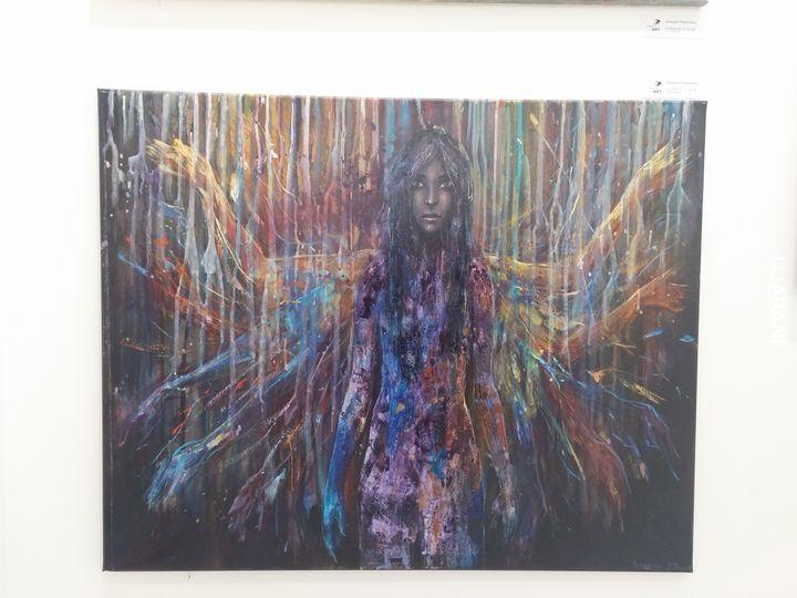 Sztuka w galerii handlowej