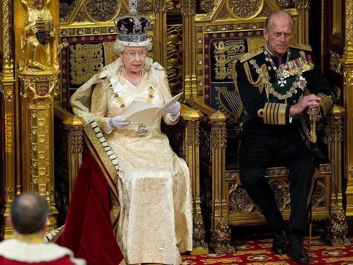 Przemówienia Królowej
