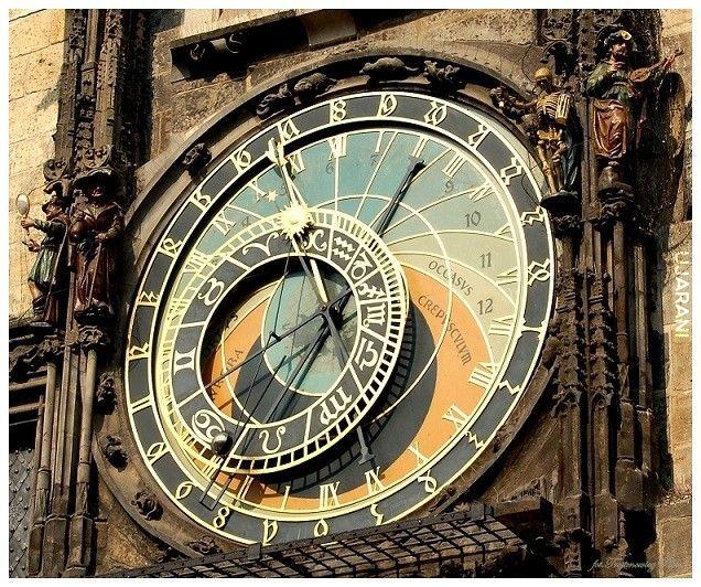 Zegar astrologiczny w Pradze