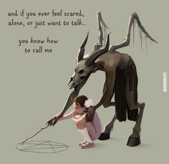 call me...