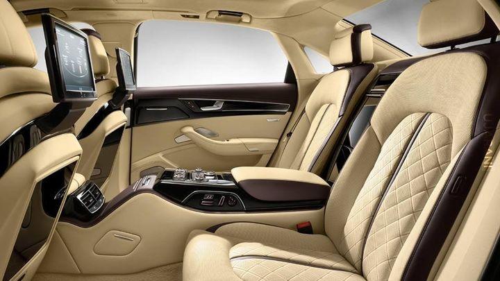 Audi A8 i A8L