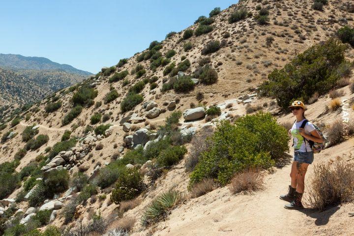 Fajna miejscówka - Deep Creek, California