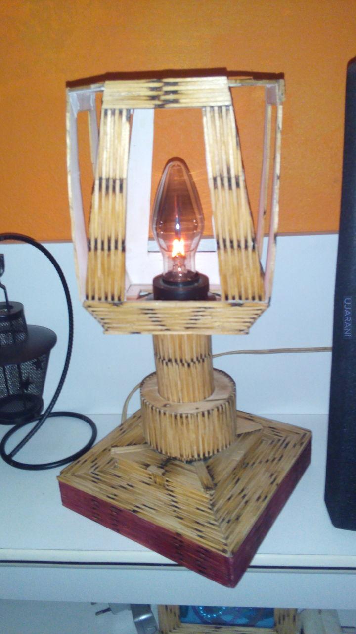 Taka sobie lampka.