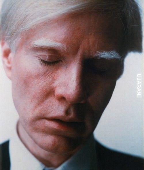 Warhol..autoportret..