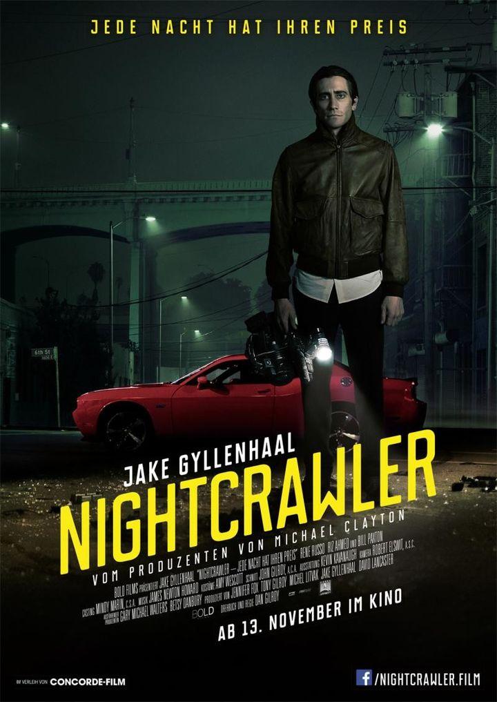 "Polecam film - ""Nightcrawler"""
