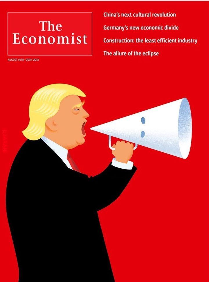 Okładka Economist