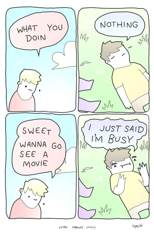 Ważne zajecie