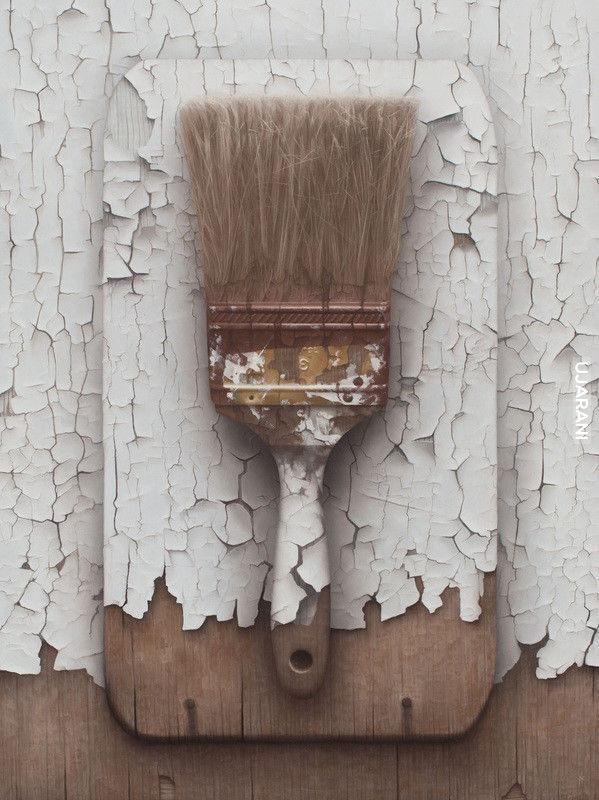 Hiperrealistyczne obrazy Patrica Kramera