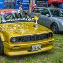 BMW E30 M62B44 V8 #DRIFTBANDIT