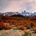 Jesień w Patagonii