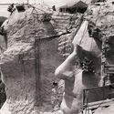 Budowa Mount Rushmore.