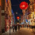 Wardour Street, Chinatown, Londyn