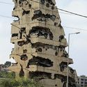 'Hope for Peace' Monument in Yarze, Lebanon