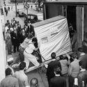 5 megabajtowy twardy dysk dostarczony przez IBM