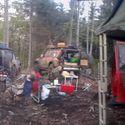 Jeden z Camp-site'ów