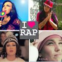 I LOVE RAP LADY