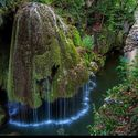 Wodospad w Rumunii