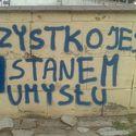 uliczna poezja