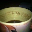 Wróżba z osadu po kawie...