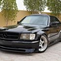 SEC 500 AMG :)