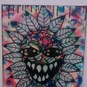 maska szamanska
