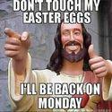 Wracam w poniedziałek
