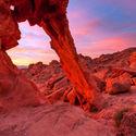 Nevada Overton - skała słoń.