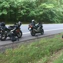 Pierwsza wyprawa motocyklowa po Polsce