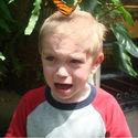 Motyl narkoman tuż przed dokonaniem masakry