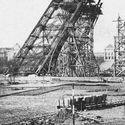 budowa wiezy Eiffla