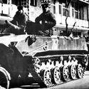 BMD-1 w Kabulu. Interwencja ZSRR w Afganistanie