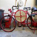 Rower strażaka.