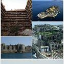 Hashima – martwa wyspa