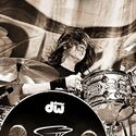 Snape on drums :D