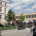 Rozpoczęcie sezonu motocyklowego : Namysłów.