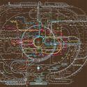 Tokyo - Mapa Stacji Metra i Kolejki Miejskiej