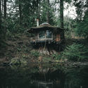 czarodziejski domek