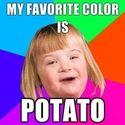 Potato:)