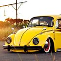 Bug Slammed VW